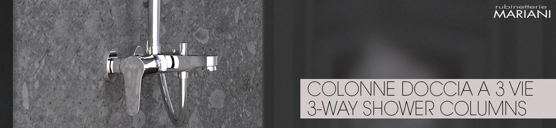 3-WAY SHOWER COLUMNS