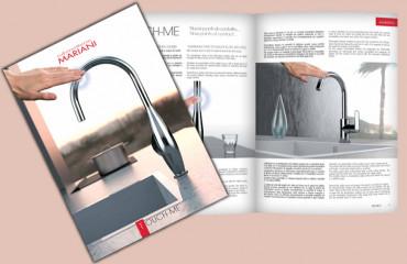Nuovo catalogo tecnologia TOUCH-ME